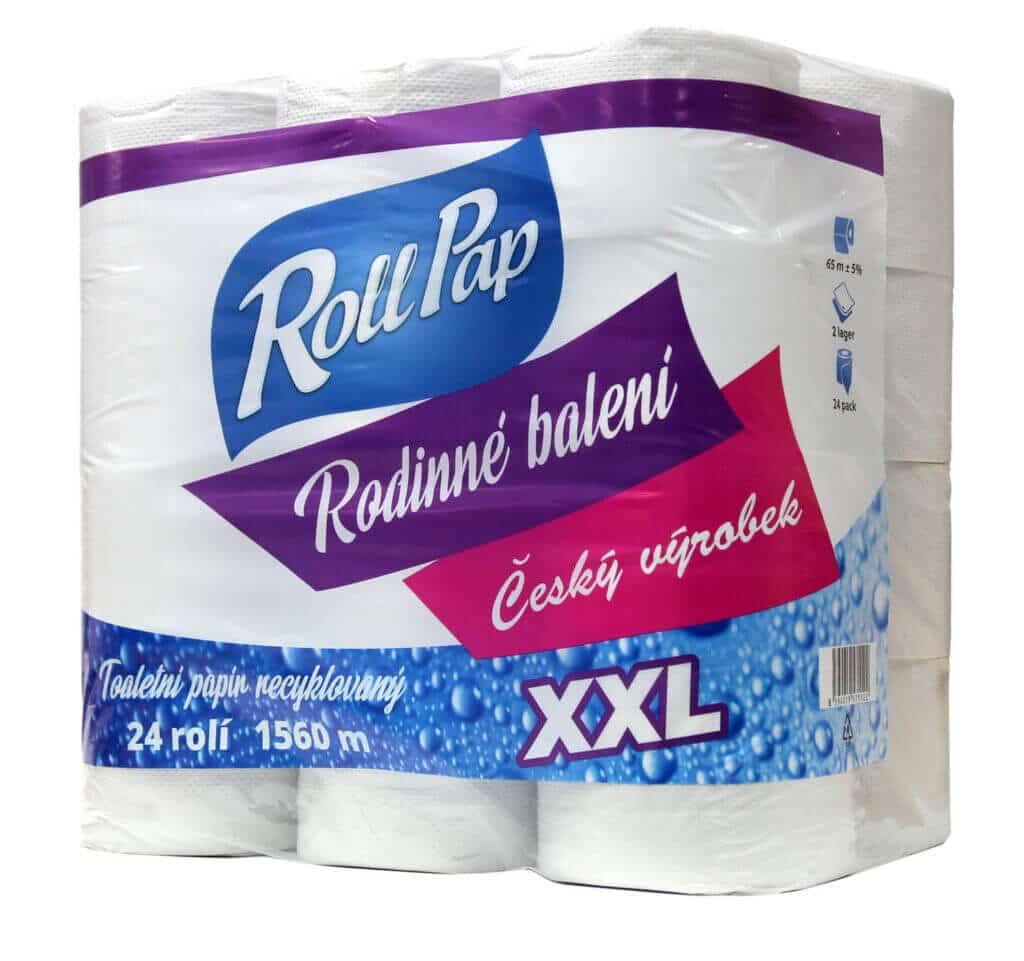 Toilet paper pack XXL 1560m