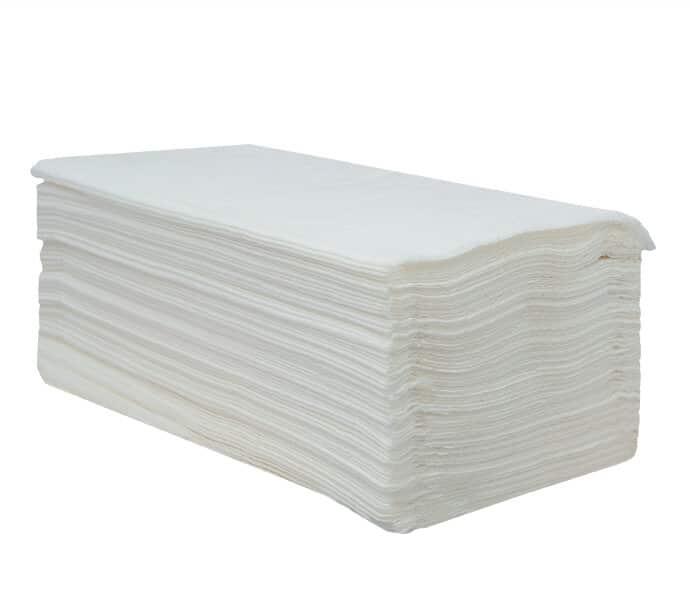Z-Z ručníky bílé celulóza